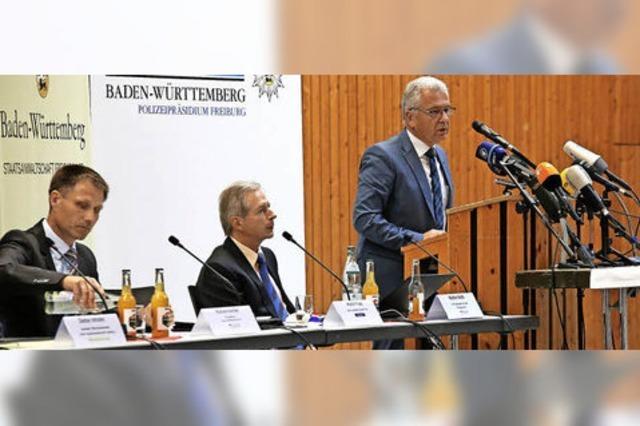 Die Verbindungen zwischen Kufstein und Endingen