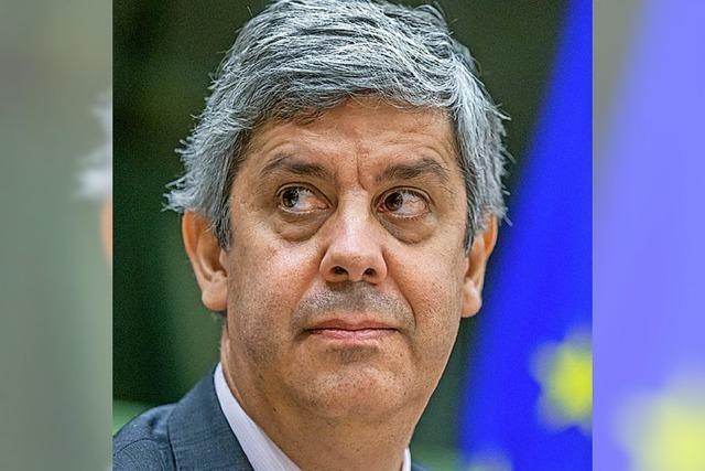 Ein Portugiese führt die Eurogruppe