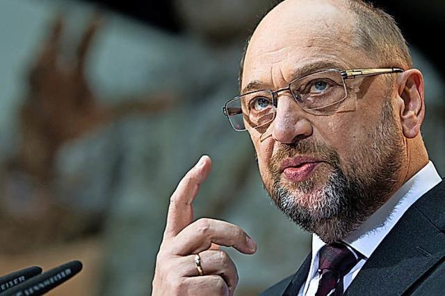 Crashtest auf dem SPD-Parteitag