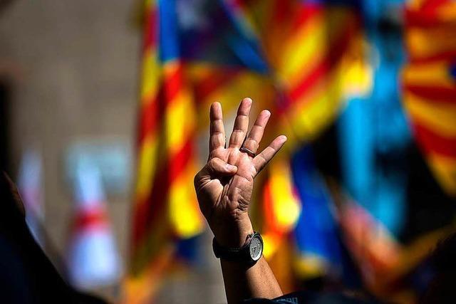 Katalonien: Zwei Ex-Minister bleiben in Haft