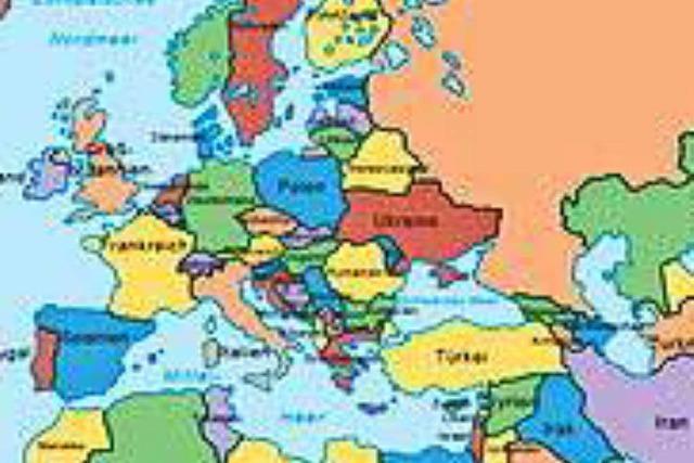 Wie wird die Fläche eines Landes gemessen?