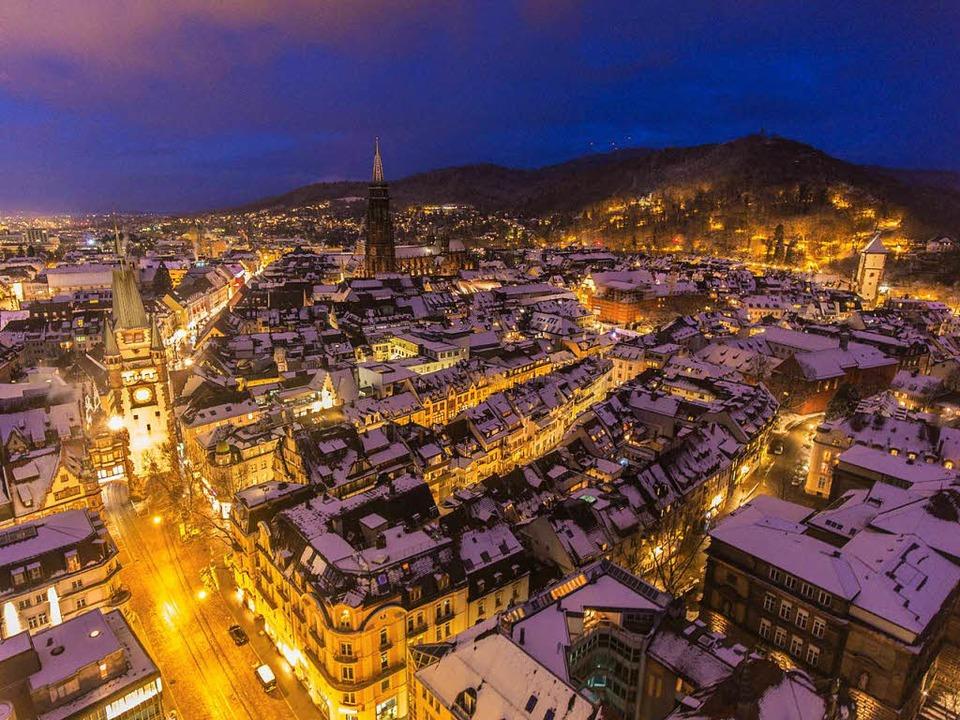 Die städtische Haushaltslage hat sich ...on 72 Millionen Euro wird nicht nötig.  | Foto: Thomas Holtz / Badische Fotokiste