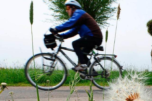 Freude über Fahrradweg in Nordschwaben