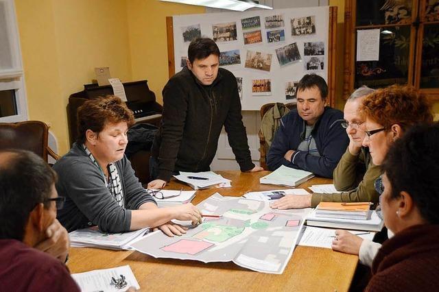 Baugebiet Bauert hat in Adelhausen Priorität
