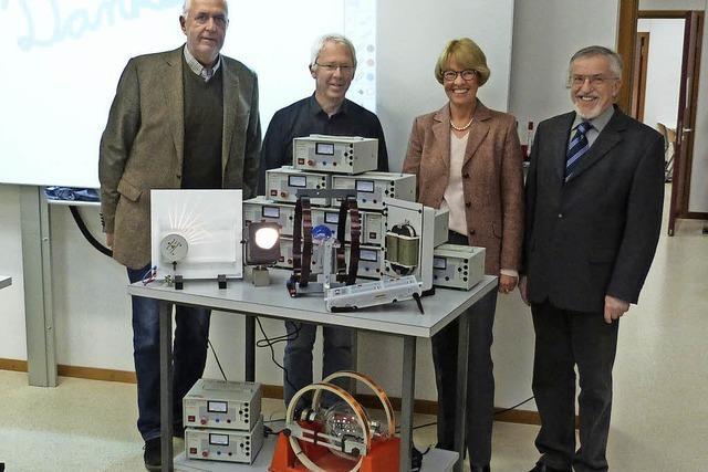 8000 Euro für Physik