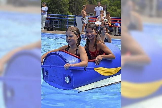 ADVENTSKALENDER: Das Freibad über Wasser halten