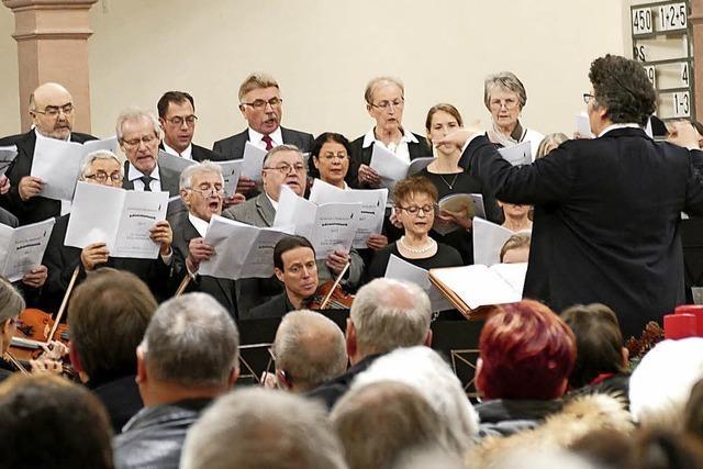 Anspruchsvolle Kirchenmusik