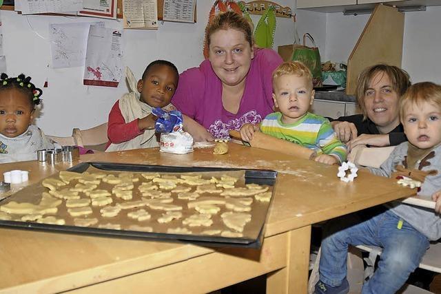 Ideal für arbeitende Mütter