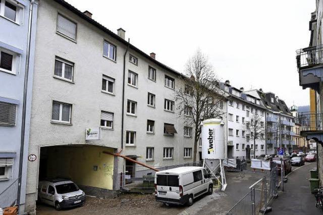Bauausschuss will Aufstockung von Häusern in dern Schwendistraße verhindern