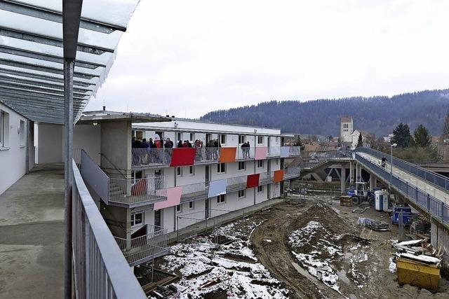 Flexible Wohnheime am Möslepark