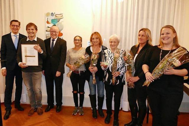 IG Spielplatz Schwedenstraße erhält den Bürgerpreis