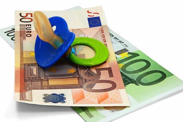 Grenzgänger sollten rückwirkendes Kindergeld schnell beantragen
