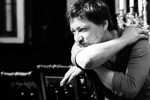 Projekt über Regisseur Rainer Werner Fassbinder am Lörracher Burghof