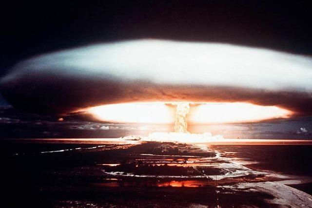 Die Renaissance der Atombombe