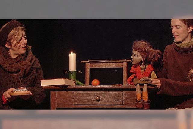 Puppentheater nach Preußler