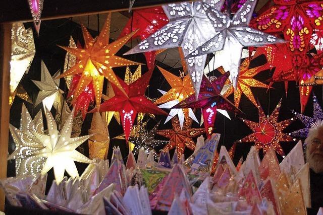Advents-, Weihnachts- und Wintermärkte