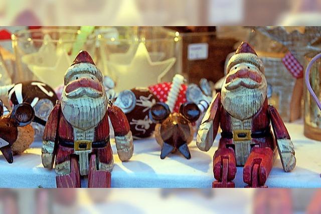 Ein Weihnachtsmarkt mit großer Vielfalt