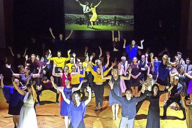Galaabend mit Flashmob und Tänzen aller Art