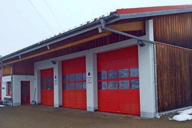 Feuerwehr-Erweiterung hat Vorrang