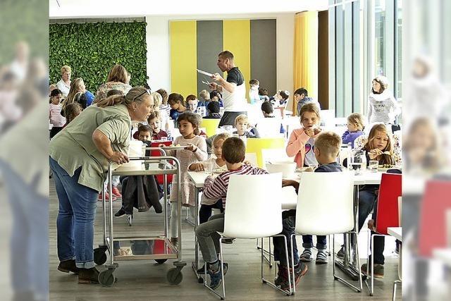 Gemeinde nimmt Abstand von einer Mensa-GmbH