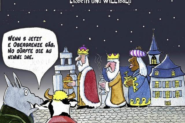 Geschichten von Lisbeth und Willibald