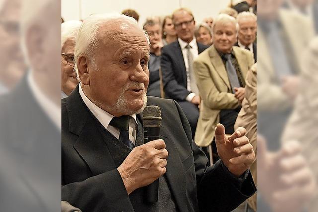 Wittnau hat zwei neue Ehrenbürger