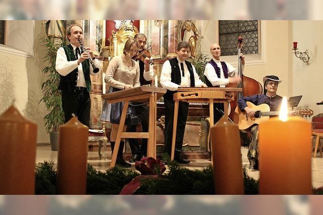 Entschleunigte Musik zum Advent
