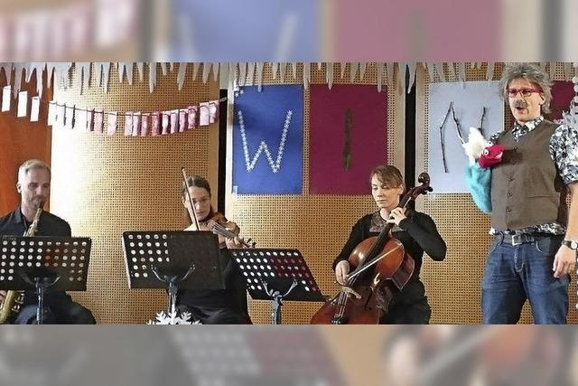 Mit Anton, Cäcilie und jeder Menge Musik durchs