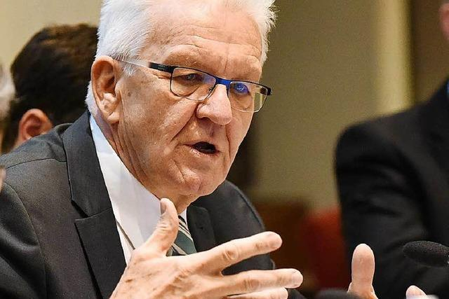 Kretschmann hält Jamaika immer noch für möglich