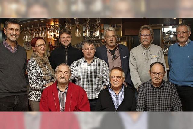 SV Weil ehrt 30 Mitglieder
