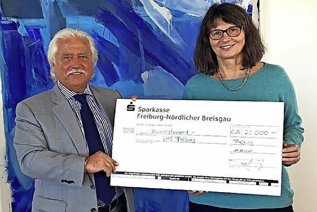20 000 Euro für Europa