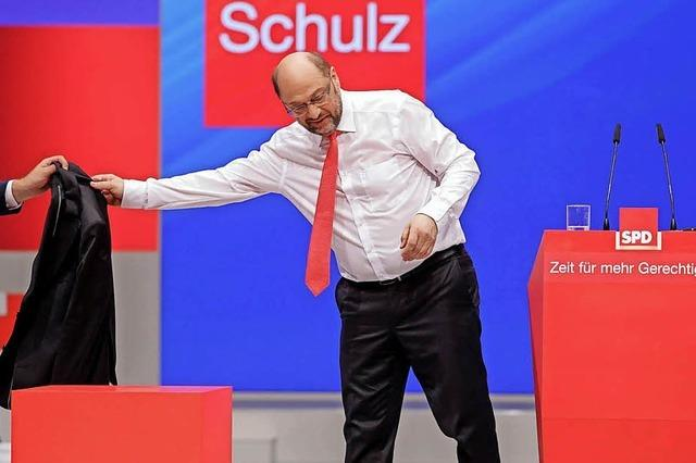 SPD entscheidet über Gespräche mit der Union