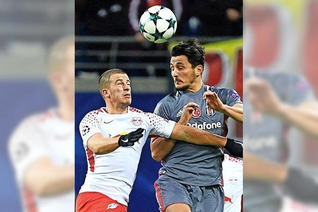 Leipzig und Dortmund schaffen es nur in die Europa League