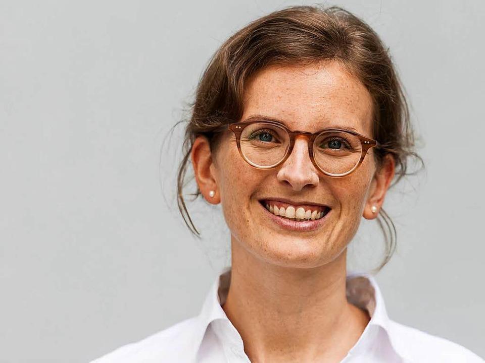 Anna Rosen von der Universität Freiburg ist eine von zwei Preisträgerinnen.  | Foto: Patrick Seeger
