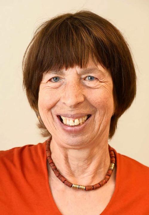 Hildegard Wenzler-Cremer von der Pädagogischen Hochschule  Freiburg  | Foto: Ingo Schneider