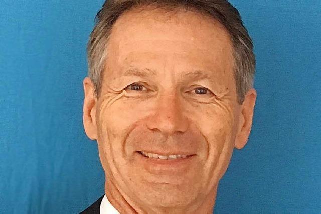 Günter Weinberger ist neuer Chef der Freiburger Micronas