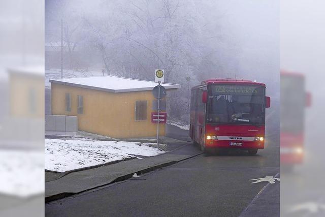 Neues Buskonzept tritt am Montag in Kraft