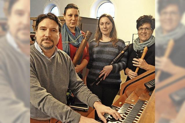 Musikalische Raritäten des Barock