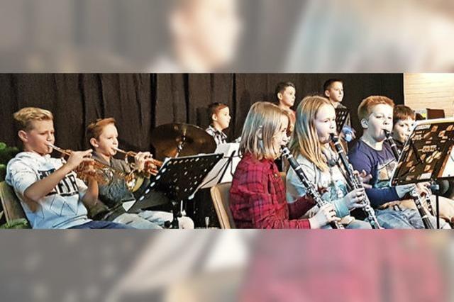 Im Ensemble oder solo – Macke-Schüler begeistern