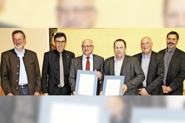 Ulm und Schutterzell gewinnen Kreiswettbewerb