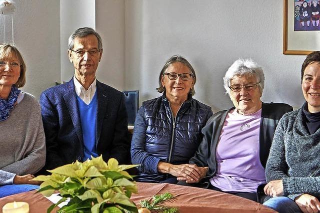 Nachbarschaftshilfe feiert erstes Jahr