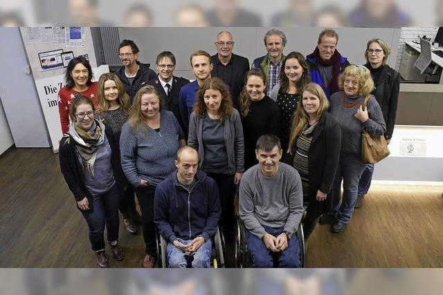 BZ-Aktion Weihnachtswunsch fördert mit mehr als 43000 Euro 19 soziale Projekte