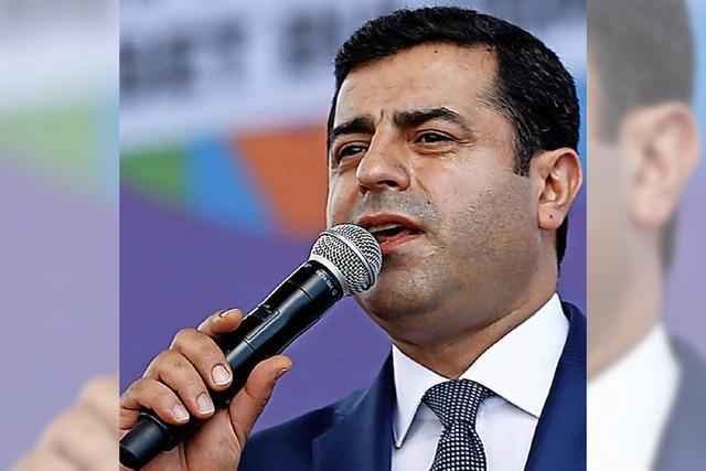 Richter sollen den Oppositionsführer mundtot machen