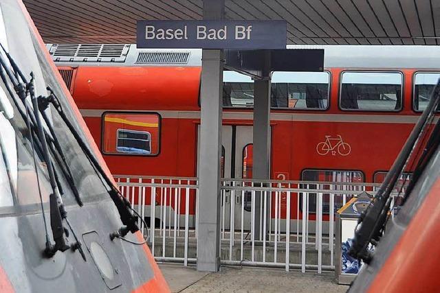 Leiche fährt sieben Stunden lang im Zug zwischen Offenburg und Basel mit