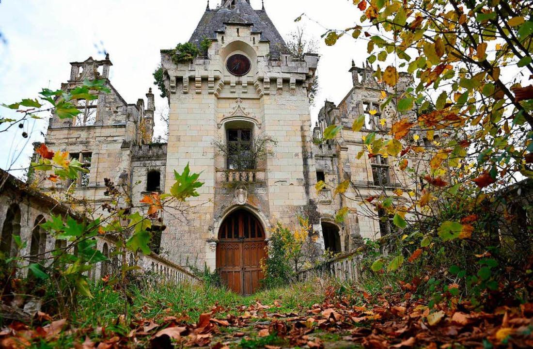 Das Schloss La Mothe-Chandeniers  | Foto: AFP