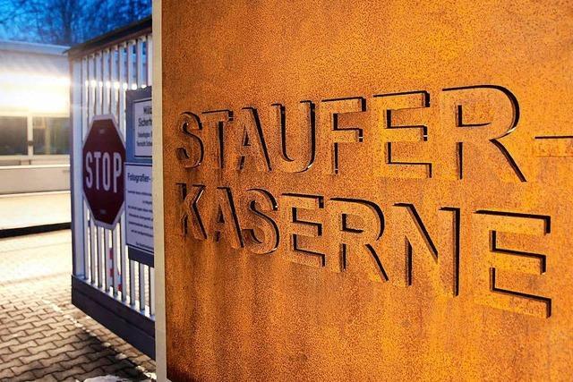 Staatsanwaltschaft ermittelt erneut zur Pfullendorfer Kaserne