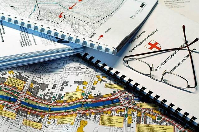 Freigabe durchs Land: Jetzt kann die Detailplanung für den Stadttunnel beginnen