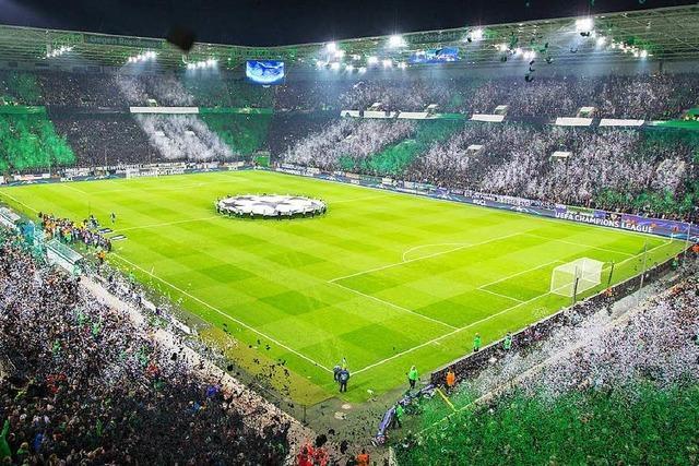 Bundesligaspiel in Mönchengladbach und Stadtkultur in Düsseldorf erleben