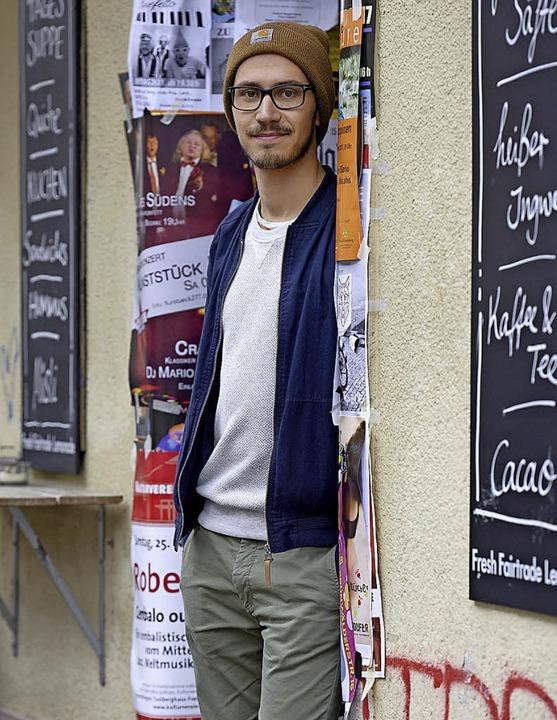Gottfried Haufe   | Foto: Ingo Schneider