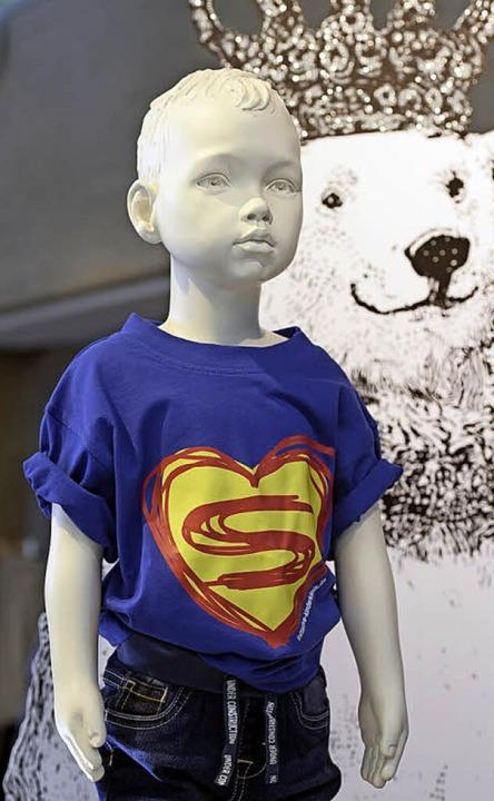Helfen mit dem Herz für Superman  | Foto: Thomas Kunz
